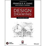 Design Drawing,Ching,9781119508595