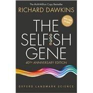 The Selfish Gene 40th...,Dawkins, Richard,9780198788607