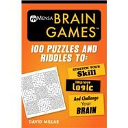 Mensa's Brain Games,Millar, David,9781510738621