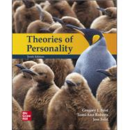 Theories of Personality,Feist, Gregory;Feist ,...,9781260838626