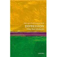Depression: A Very Short...,Scott, Jan; Tacchi, Mary Jane,9780199558650