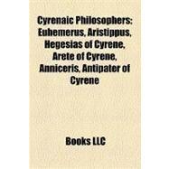 Cyrenaic Philosophers :...,,9781157238652