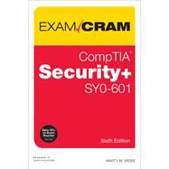 CompTIA Security  SY0-601 Exam Cram by Martin M. Weiss, 9780136798675