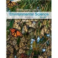 Environmental Science for AP*,Friedland, Andrew; Relyea,...,9781464108686