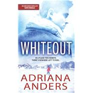 Whiteout by Anders, Adriana, 9781492698708