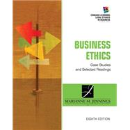 Business Ethics Case Studies...,Jennings, Marianne M.,9781285428710