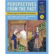 Perspectives from the Past:...,Brophy, James M.; Cole,...,9780393418712