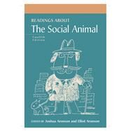 Readings About The Social...,Aronson, Elliot,9781464178726
