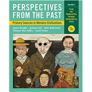 Perspectives from the Past:...,Brophy, James M.; Cole,...,9780393418729