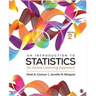 An Introduction to Statistics,Carlson, Kieth A.; Winquist,...,9781483378732