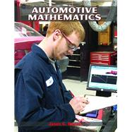 Automotive Mathematics,Rouvel, Jason C.,9780131148734