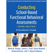 Conducting School-Based...,Steege, Mark W.; Pratt, Jamie...,9781462538737