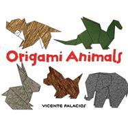 Origami Animals,Palacios, Vicente,9780486478746