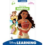My Take-along Tablet Disney/Pixar Addition by Disney Learning; Carson Dellosa Education, 9781483858753