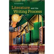 Literature and the Writing...,McMahan, Elizabeth; Day,...,9780134678757