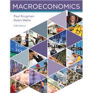Macroeconomics,Krugman, Paul; Wells, Robin,9781319098759