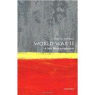 World War II: A Very Short...,Weinberg, Gerhard L.,9780199688777