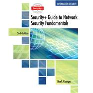 CompTIA Security+ Guide to...,Ciampa, Mark,9781337288781