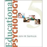Educational Psychology,Santrock, John,9780073378787