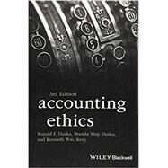Accounting Ethics,Duska, Ronald F.; Duska,...,9781119118787
