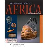 The Civilizations of Africa,Ehret, Christopher,9780813928807