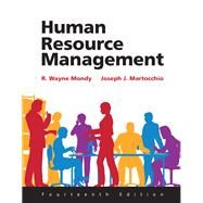 Human Resource Management,Mondy, R. Wayne Dean;...,9780133848809