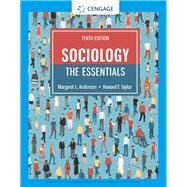 Sociology The Essentials,Andersen, Margaret L.,9780357128817