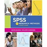 SPSS for Research Methods,Wilson-doenges, Georjeanna,9780393938821