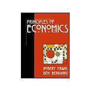 Principles of Economics by Frank, Robert H., 9780072508833