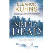 Simply Dead by Kuhns, Eleanor, 9780727888846