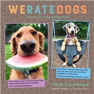 WERATEDOGS 2020 Calendar by Nelson, Matt, 9781449498856