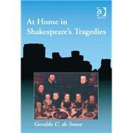 At Home in Shakespeare's...,Sousa,Geraldo U. de,9780754668862