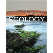 Ecology Evolution,...,Krohne, David T.,9780190638887