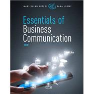 Essentials of Business...,Guffey, Mary Ellen; Loewy,...,9781285858913