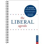 The Liberal Agenda Undated Calendar by Not Available, 9780789338914