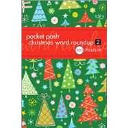 Pocket Posh Christmas Word...,The Puzzle Society,9781449408930