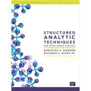 Structured Analytic...,Pherson, Randolph H.; Heuer,...,9781506368931