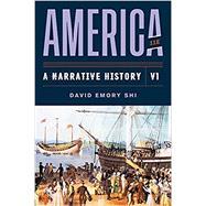 America: A Narrative History...,Shi, David E.,9780393668933