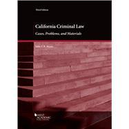 California Criminal Law by Myers, John E.B., 9781642428940