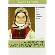 A History of World Societies...,Wiesner-Hanks, Merry E.;...,9781319058944