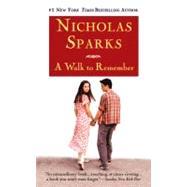 A Walk to Remember,Sparks, Nicholas,9780446608954