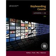 Keyboarding Course, Lessons...,VanHuss,9781133588955