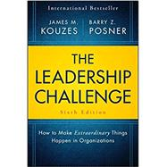 The Leadership Challenge,...,Kouzes, James M.; Posner,...,9781119278962