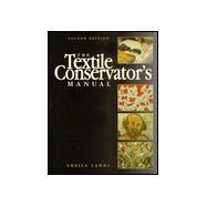Textile Conservator's Manual,Landi,Sheila,9780750638975
