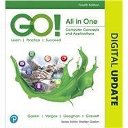 GO! All in One Computer...,Gaskin, Shelley; Geoghan,...,9780135438978
