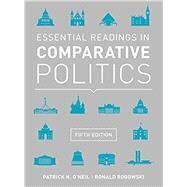 ESSENTIAL READINGS IN...,O'Neil, Patrick H.; Rogowski,...,9780393938982