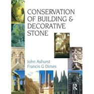Conservation of Building and...,Dimes,F G,9780750638982