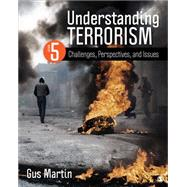 Understanding Terrorism,Martin, Gus,9781483378985