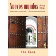 Nuevos Mundos 3rd Edition Text,Roca, Ana,9780470588987