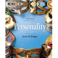 Personality,Burger, Jerry M.,9781337559010